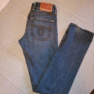 """Lucky brand jeans, size 00 24"""" waist"""